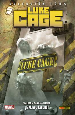 Luke Cage. 100% Marvel HC (Cartoné 128 páginas) #2