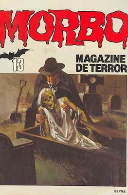 Morbo. Magazine de terror (Grapa (1983)) #13