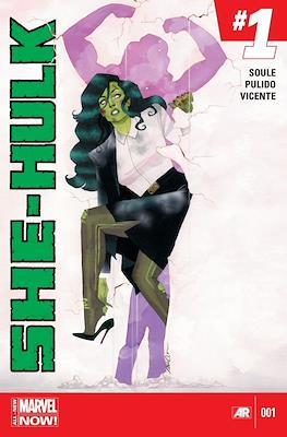 She-Hulk (2014-2015) (Digital) #1