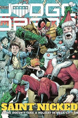 Judge Dredd Megazine Vol. 5 (Grapa) #403