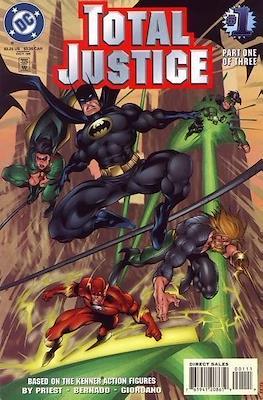 Total Justice #1