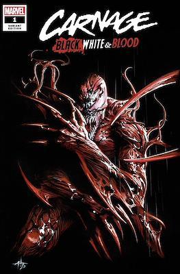 Carnage: Black, White & Blood (Variant Cover) #1.3