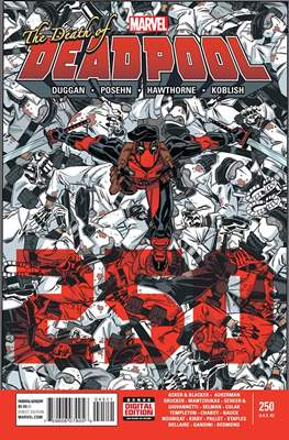 Deadpool Vol 3 (Comic-Book) #250