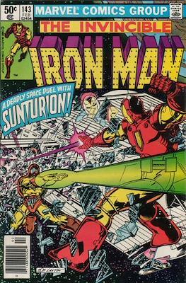 Iron Man Vol. 1 (1968-1996) (Comic book) #143