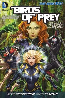 Birds of Prey (2011) (Softcover) #2
