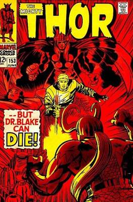 Journey into Mystery / Thor Vol 1 #153