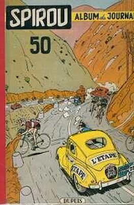 Spirou. Recueil du journal (Cartonné) #50
