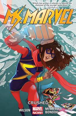 Ms. Marvel (2014-...) (Digital Collected) #3