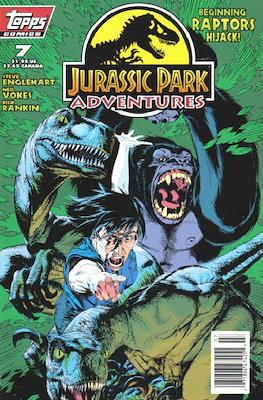 Jurassic Park Adventures (Comic Book) #7