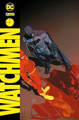 Coleccionable Watchmen (Cartoné) #15