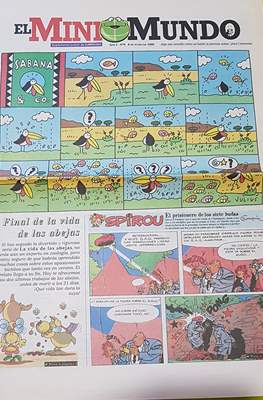 El Mini Mundo (Tabloide 1996) #9