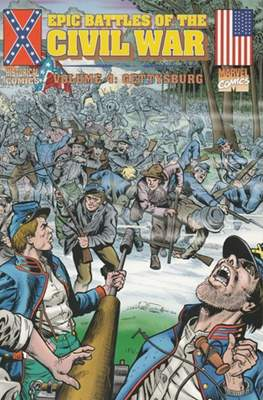 Epic Battles of the Civil War (Softcover 48 pp) #4
