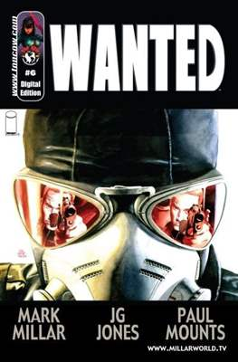 Wanted (Digital) #6