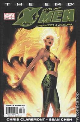 X-Men The End Book One: Dreamers & Demons (Comic Book) #3