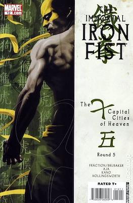 The Immortal Iron Fist (2007-2009) (Comic Book) #12