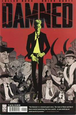 The Damned: Three Days Dead (Grapa) #1