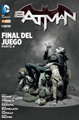 Batman: Nuevo Universo DC / Renacimiento (Grapa) #41