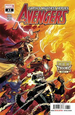 The Avengers Vol. 8 (2018-...) #43