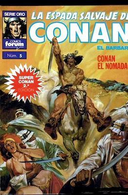 Super Conan. La Espada Salvaje de Conan #5