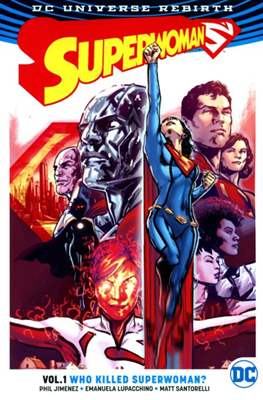 Superwoman Vol. 1 (2016-)