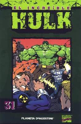 Coleccionable El Increíble Hulk (2003-2004) (Rústica. 80-96 páginas) #31