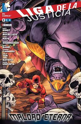 Liga de la Justicia: Maldad Eterna (Rústica 96 pp) #2