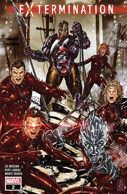 Extermination (Comic book) #2
