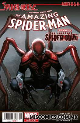 The Amazing Spider-Man (2014-2016) #8