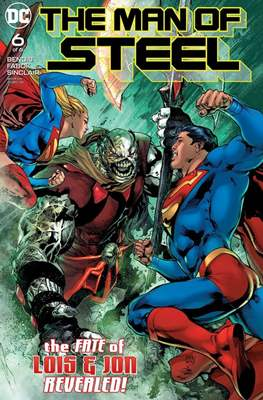 The Man of Steel (Comic Book. 2018) #6