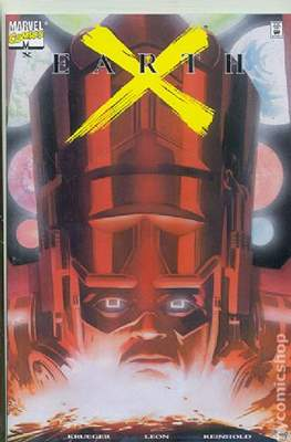 Earth X (Variant Covers) (Comic Book) #13