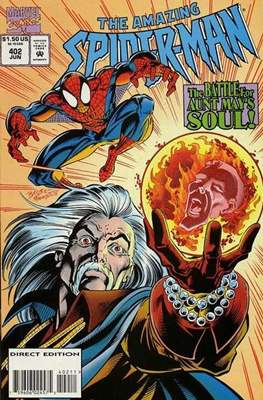 The Amazing Spider-Man Vol. 1 (1963-2007) (Comic-book) #402