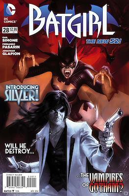 Batgirl Vol. 4 (2011-2016) (Comic-Book) #28