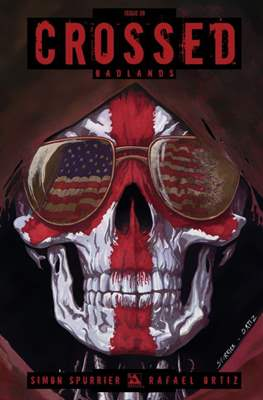 Crossed: Badlands (Comic-book / Digital) #39