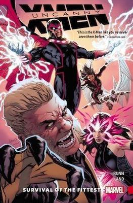 Uncanny X-Men (Vol. 4 2016-2017) (Softcover 112-128 pp) #1