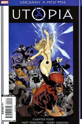 The Uncanny X-Men (1963-2011) (Comic-Book) #514