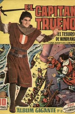 El Capitán Trueno. Album gigante #8