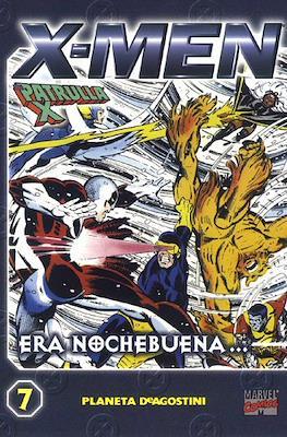 Coleccionable X-Men / La Patrulla-X (Rústica, 80 pp) #7