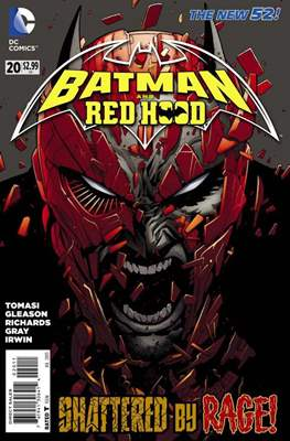 Batman and Robin Vol. 2 (2011-2015) (Comic Book) #20
