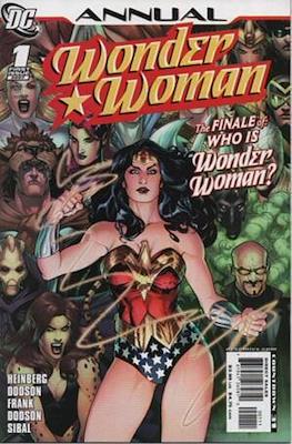Wonder Woman Vol. 3 Annual (2007)