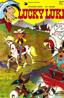 Lucky Luke (Softcover) #39
