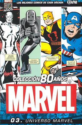 Coleccion Marvel 80 Años (Grapa) #3