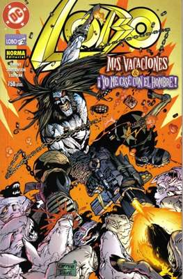 Lobo (Rústica, 48 páginas (1997-2001)) #20