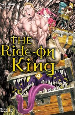 The Ride-On King (Rústica con sobrecubierta) #4