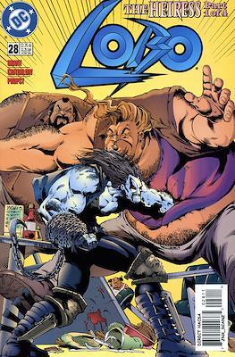 Lobo Vol. 2 (1993 - 1999 Grapa) #28