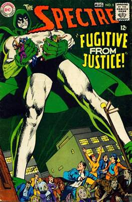 The Spectre Vol. 1 (Comic Book) #5