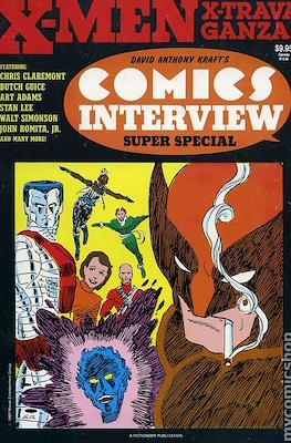 Comics Interview Super Special: X-Men X-Travaganza!