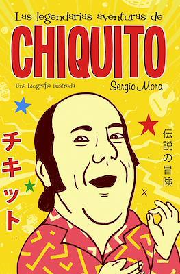 Las legendarias aventuras de Chiquito (Cartoné 192 pp) #