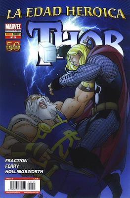 Thor / El Poderoso Thor / Thor - Dios del Trueno / Thor - Diosa del Trueno / El Indigno Thor (2011-) (Grapa) #5