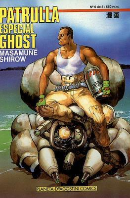 Patrulla Especial Ghost #6