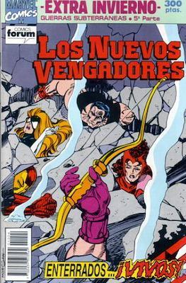 Los Nuevos Vengadores vol. 1 Especiales (1987-1994) (Grapa. 19x27. 64 páginas. Color.) #5
